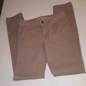 AE American Eagle Skinny Twill Pants 6XL